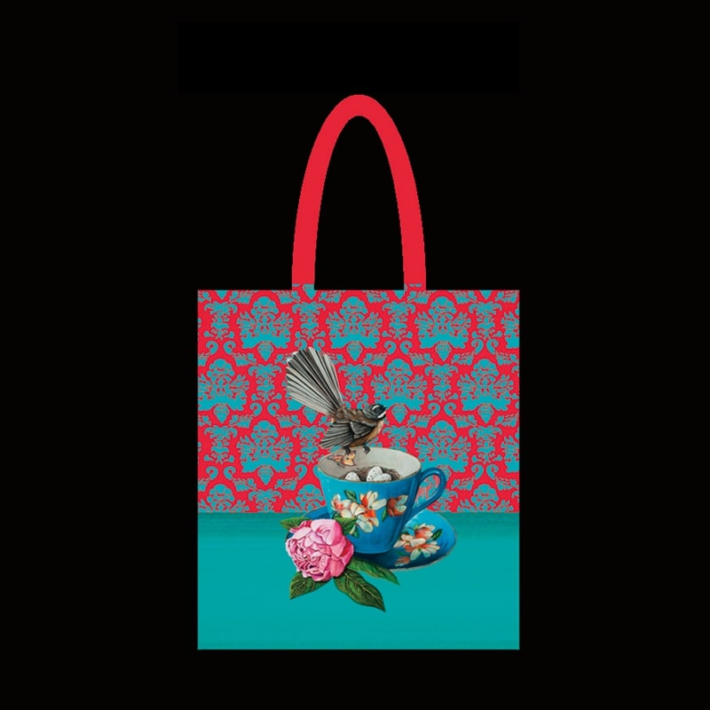 Tote Bag - Faintail - Rosie's Gifts and Homeware - Gift Shop NZ