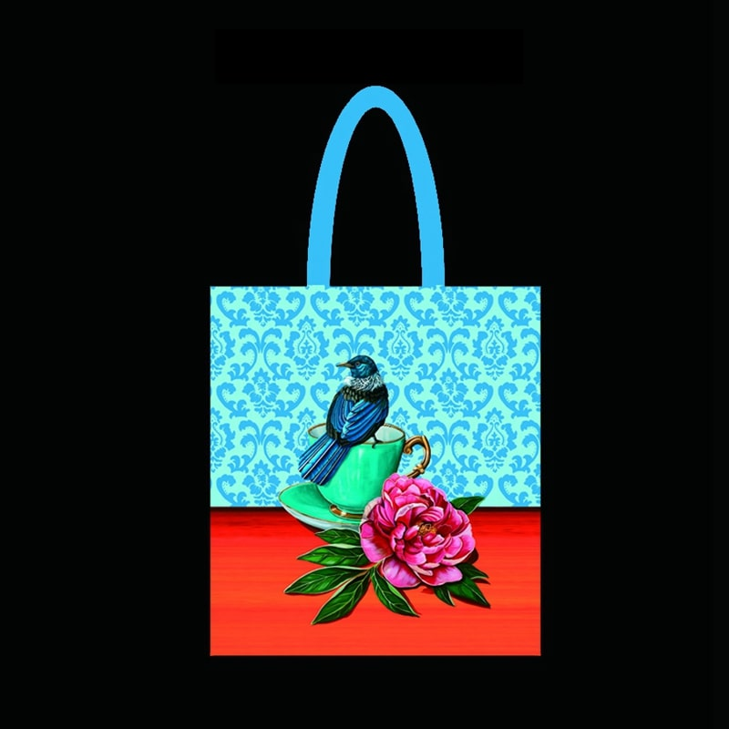 Tote Bag - Tui - Rosie's Gifts and Homeware - Gift Shop NZ