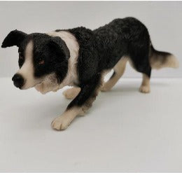 Ornament - Border Collie Dog -  Rosie's Gift Shop and Homeware