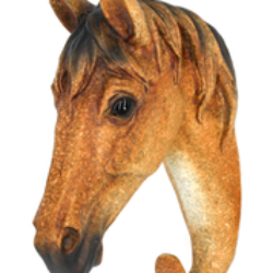 Wall Hook - Horse - Rosie's Gifts and Homeware - Gift Shop NZ