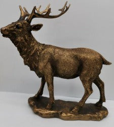 Bronzed Stag - Rosie's Gift Shop and Homeware - Gift Shop NZ