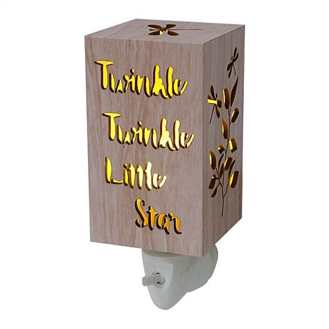 Night Light - Twinkle Star - Rosie's Gift Shop & Homewares - Gift Shop NZ