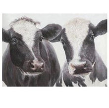 Canvas Print - Cows - Rosie's Gifts and Homeware - Gift Shop NZ