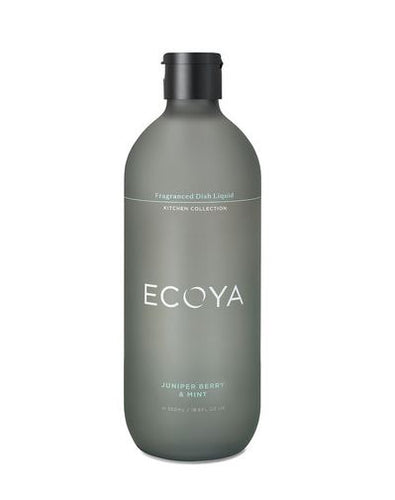 Ecoya Dish Liquid - Juniper Berry & Mint -  Rosie's Gifts and Homeware