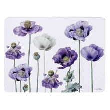 Purple Poppies AWM Placemat 4pk -  Rosie's Gifts and Homeware - Gift Shop