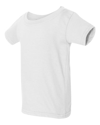 Toddler SoftStyle Short Sleeve
