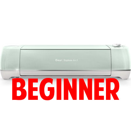 Beginner Cricut Explore Classes