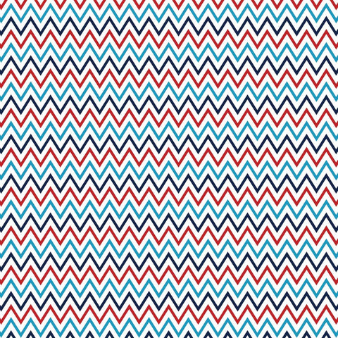 4th of July - Chevron 1
