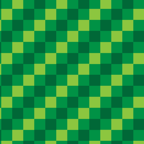 St. Pat's - Green Squares