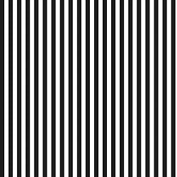 Stripes - Black & White