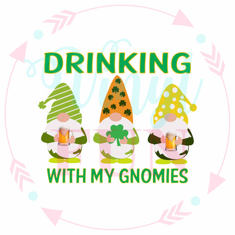 Drinking With My Gnomies