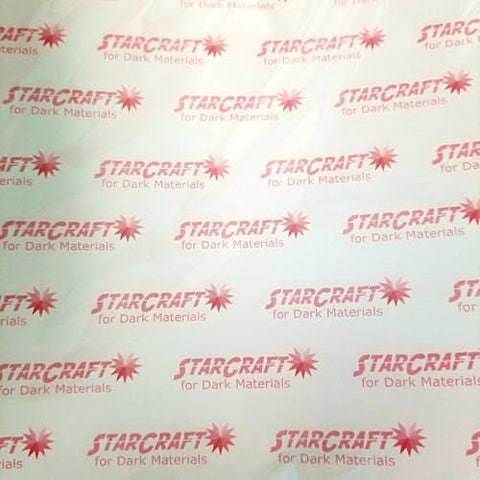 photograph regarding Starcraft Inkjet Printable Transfers identified as StarCraft Transfers for Darkish Components