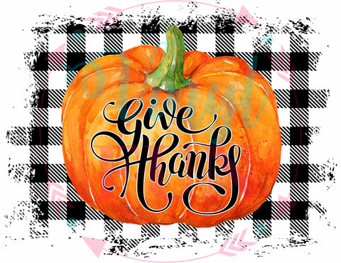 Give Thanks-H54