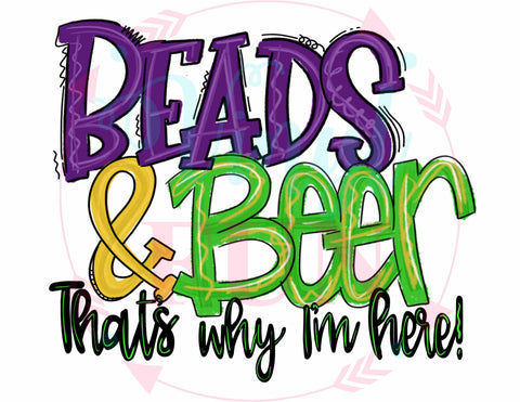 Beads and Beer