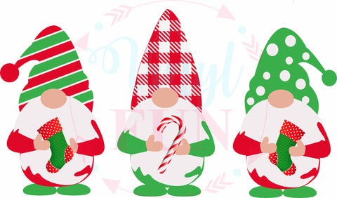 Christmas Gnomes-Digital Download