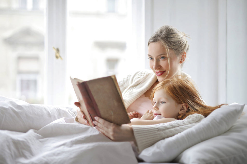 Moms Who Sleep Better, Parent Better