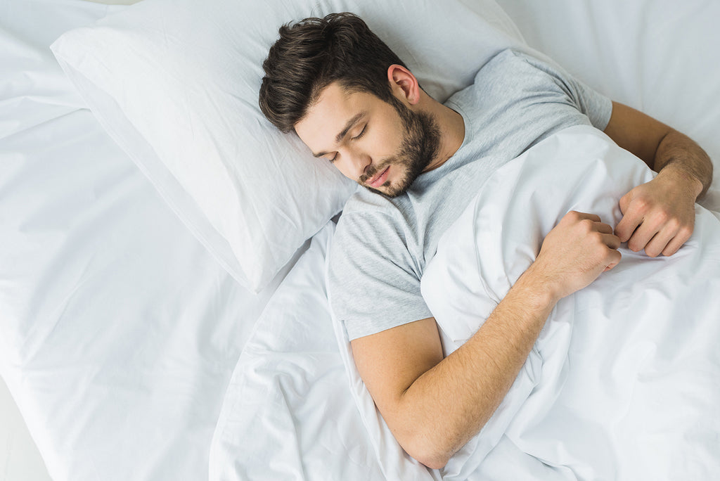 How Sleep Could Affect Men's Reproductive Health