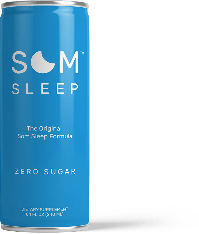 Som Sleep Can - Zero Sugar