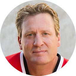 Photo - Jeremy Roenick, Former NHL All-Star & NHL Analyst