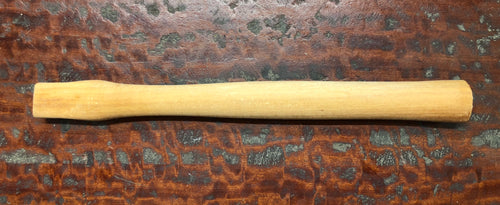 Engineers Hammer Handle 310mm spotted gum