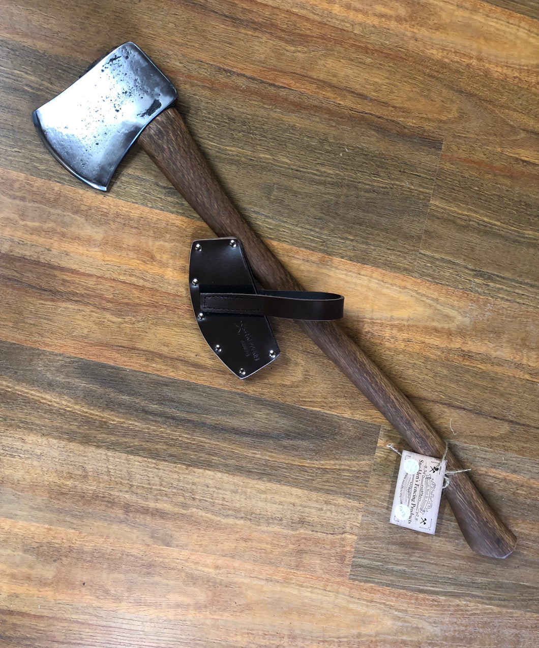 Reconditioned 4lb Axe - no makers marks - Sater Banko?? Item Code ra13***SOLD****