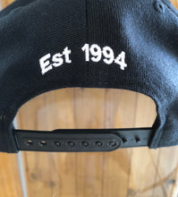 Snedden's Fencing Product Black SnapBack hat