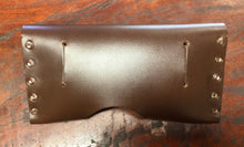 Razorback hatchet 4mm leather belt mountable sheath cover Available in Brown, Black,Natural