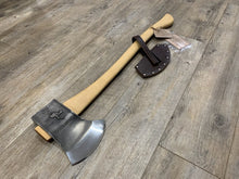Knockabout Handcrafted Axe 2.1kg with hickory handle and cover. ++4 WEEK WAIT++