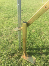 Star Picket Extractor with Y jaw