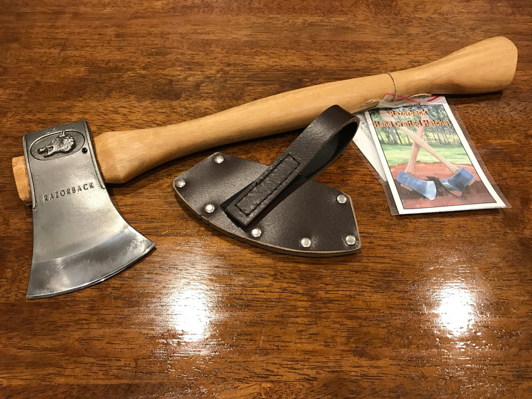 Razorback Handcrafted Hatchet