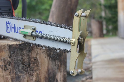 Mortice Safe Chainsaw Attachment 2 Sizes