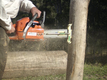 Mortice Safe Chainsaw Attachment 2 Sizes Pro Size sold out Pre orders accepted. 1 week wait.