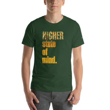 SMOKEA Higher State Short-Sleeve Unisex T-Shirt