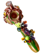 Empire Glassworks Sea Floor Themed Spoon Pipe