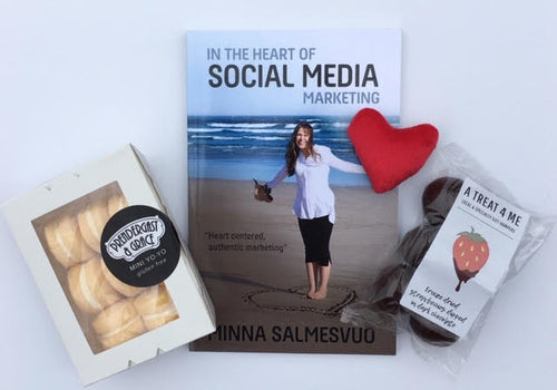 THE HEART OF SOCIAL MEDIA MARKETING