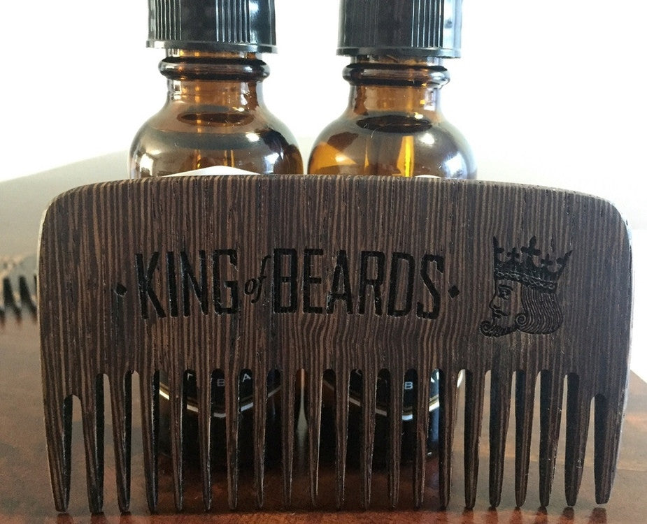 King of Beards Signature Comb