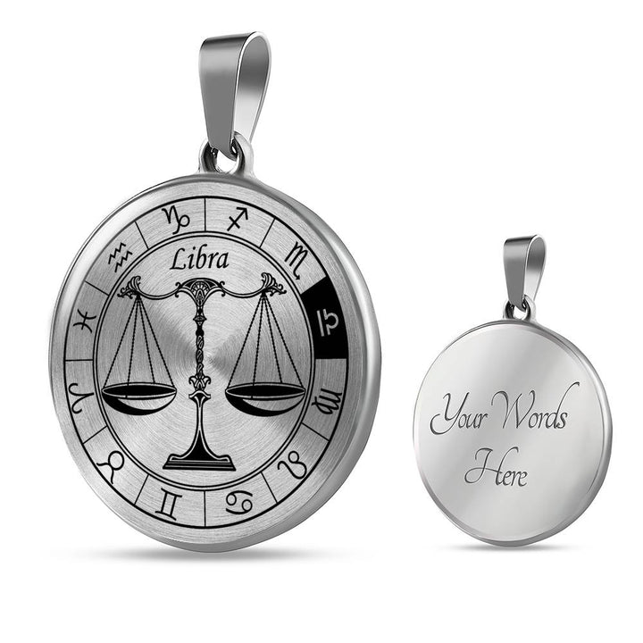 Libra Limited Edition Necklace