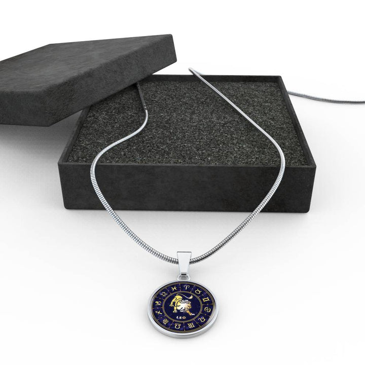 Zodiac Leo Limited Edition Necklace