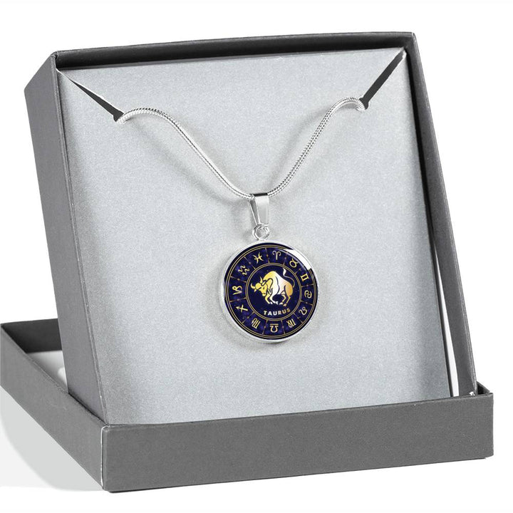 Zodiac Taurus Limited Edition Necklace