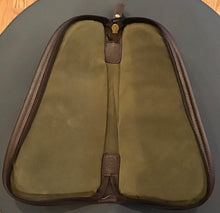Waxed Canvas Pistol Case
