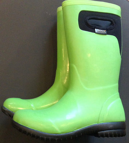 Kids Insulated Bogs Boots