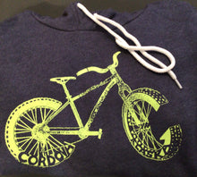 Cordova Alaska Bicycle Hoody Sweatshirt