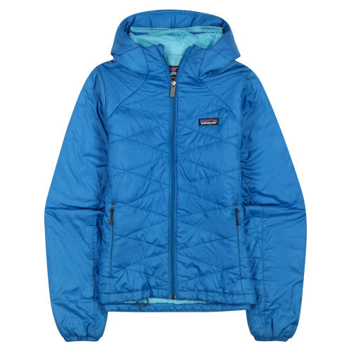 Women's Micro Puff Hooded Jacket