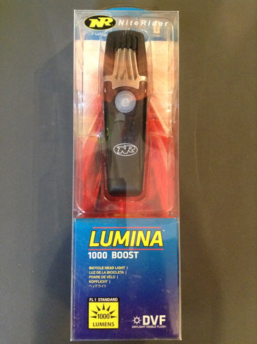 1000 Lumen Bike Light rechargeable