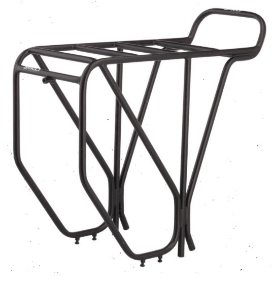 Cromoly Rear Bike Rack