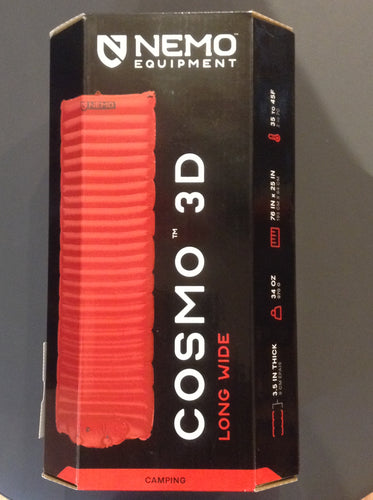 Cosmo 3D Sleeping Pad
