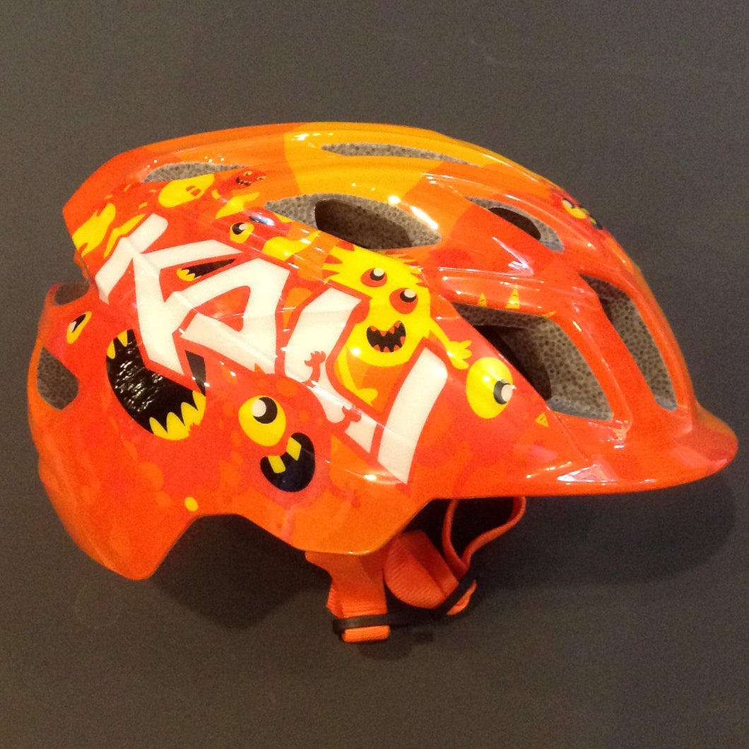 Child Chakra Monster Helmet