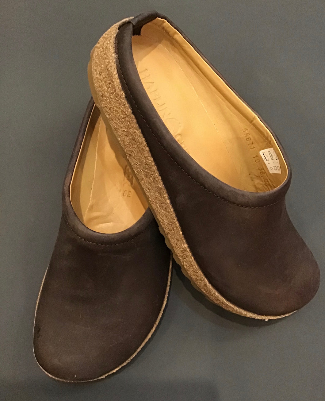 Phillip Leather Haflinger Slip On Shoe