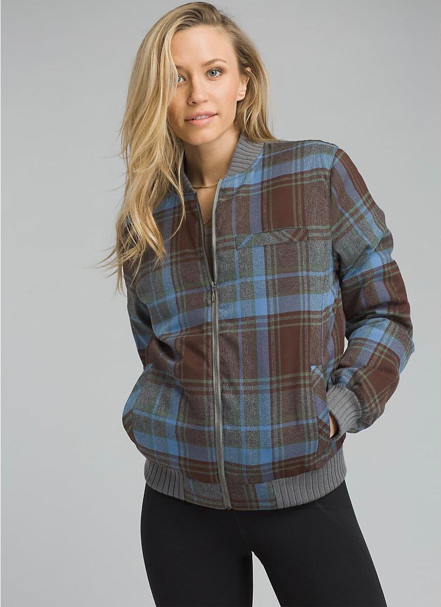 Women's Showdown Bomber Jacket
