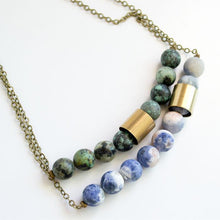 Movement & Sound Beaded Necklace (New Stones!)